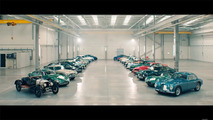 Aston Martin Galler Fabrikası özel video