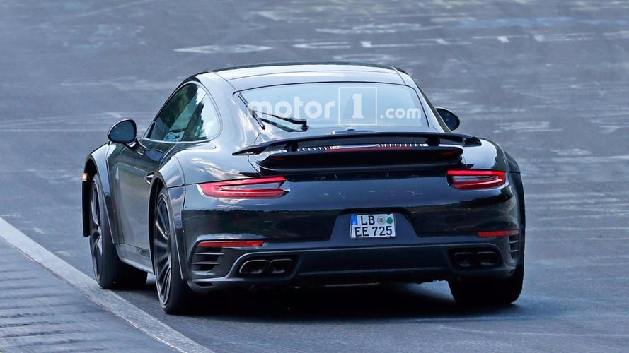 2019 Porsche 911 Turbo Spy Pics