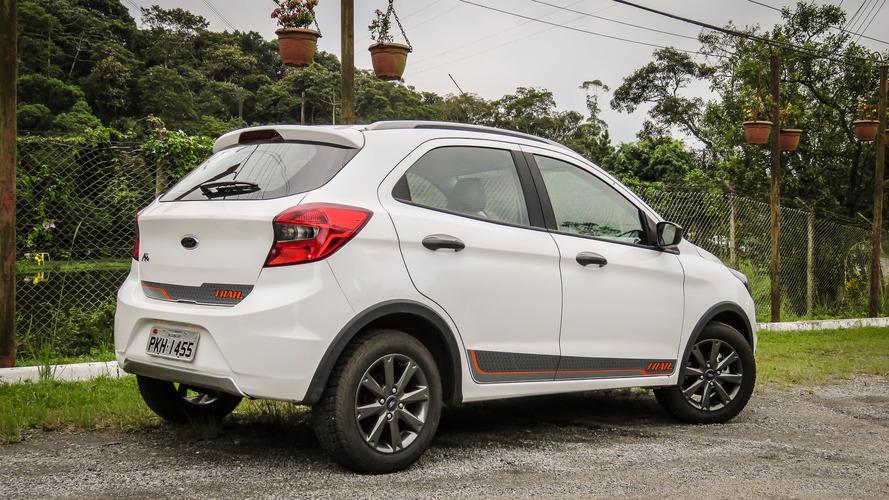 Ford reajusta preços e linha Ka fica até R$ 700 mais cara