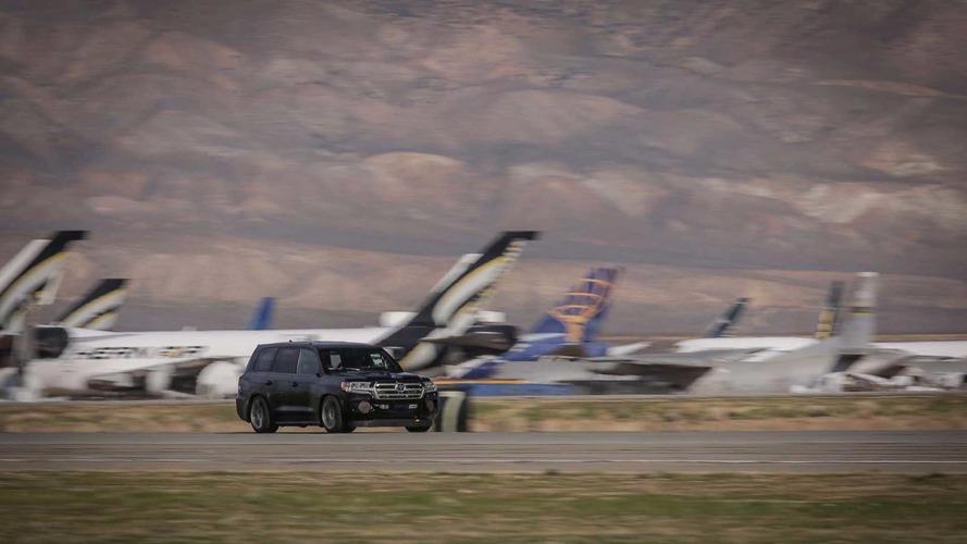 VIDÉO - Voici le SUV le plus puissant et rapide au monde!