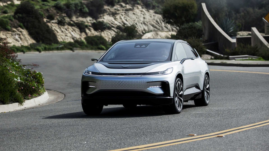 Faraday Future FF 91 Concept Emerges In New Video