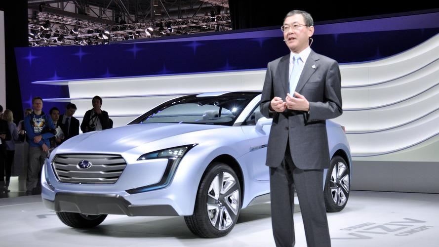 Subaru Boss To Retire Amid Emissions Scandal