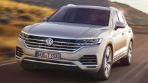 VW Touareg: Das kostet er