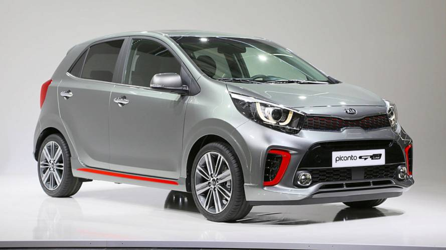 Kia Picanto GT Line's gets boosted with new turbo engine in UK