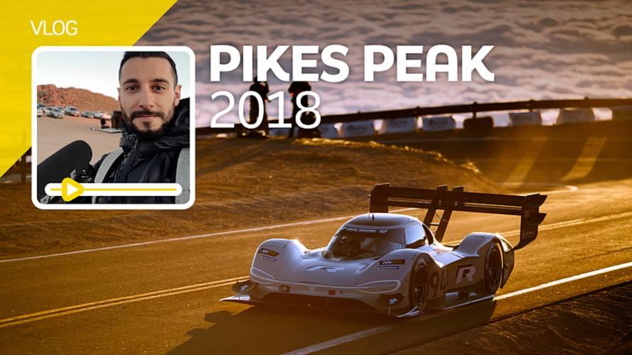 Pikes Peak 2018: questa è la corsa oltre le nuvole