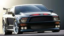 Knight Rider Ford Mustang Shelby GT500KR