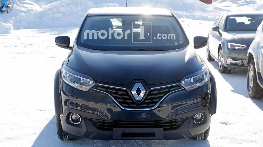 Mystery Renault SUV Test Mule Spy Shots