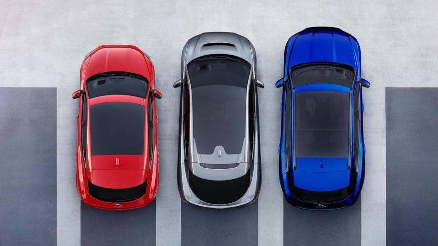 Bu da Jaguar I-Pace'ın son teaser görseli