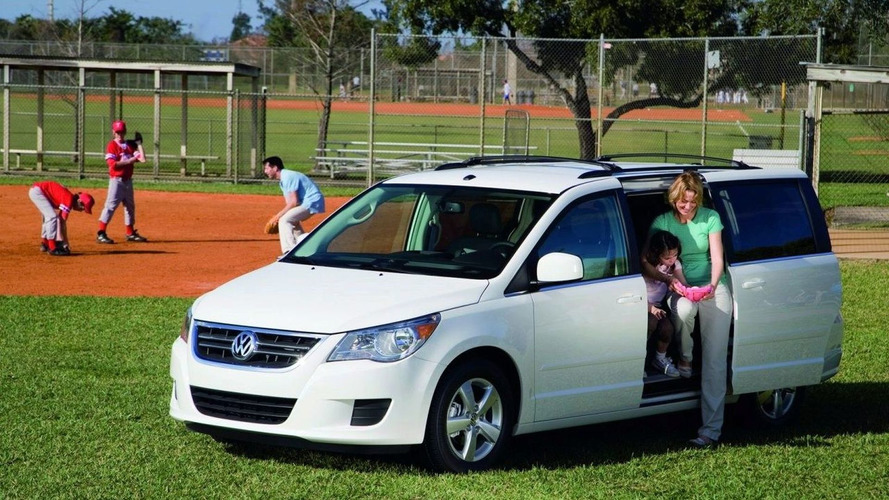 Volkswagen Routan officially canceled - report