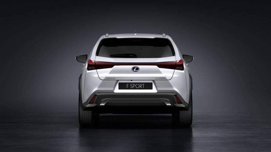 2018 Lexus UX