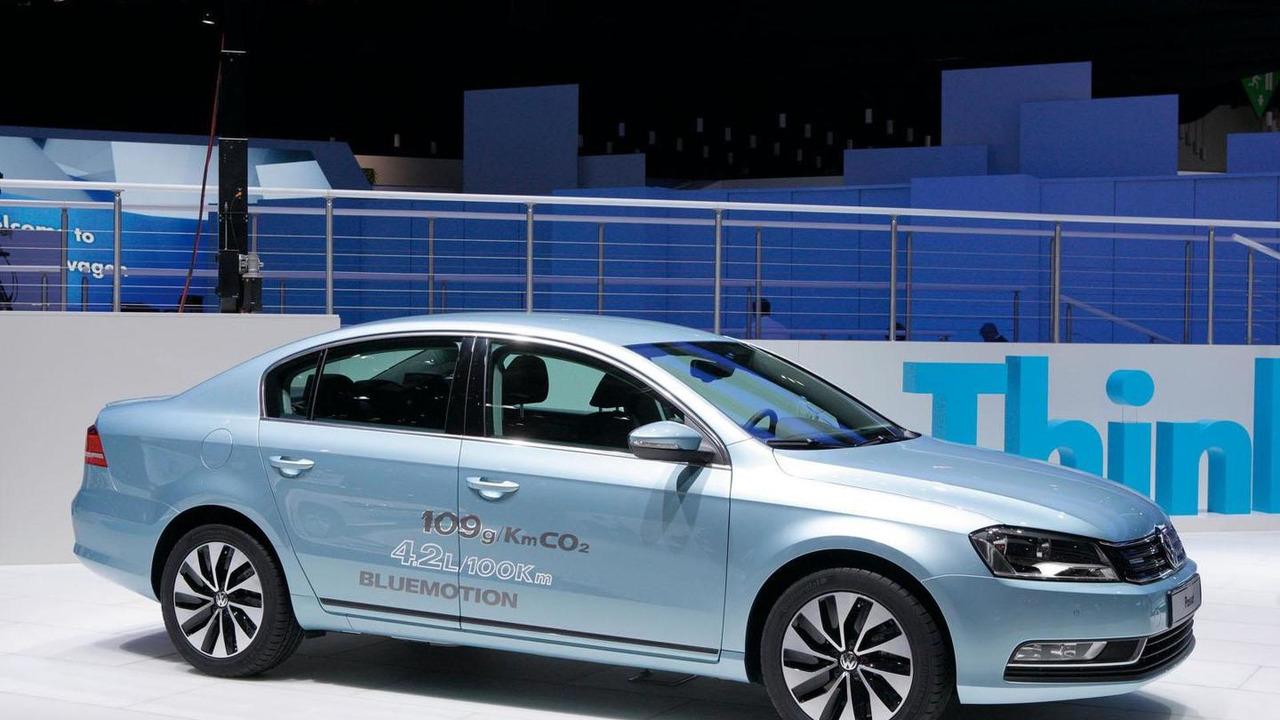 2011 Volkswagen Passat BlueMotion - 9.5.2011