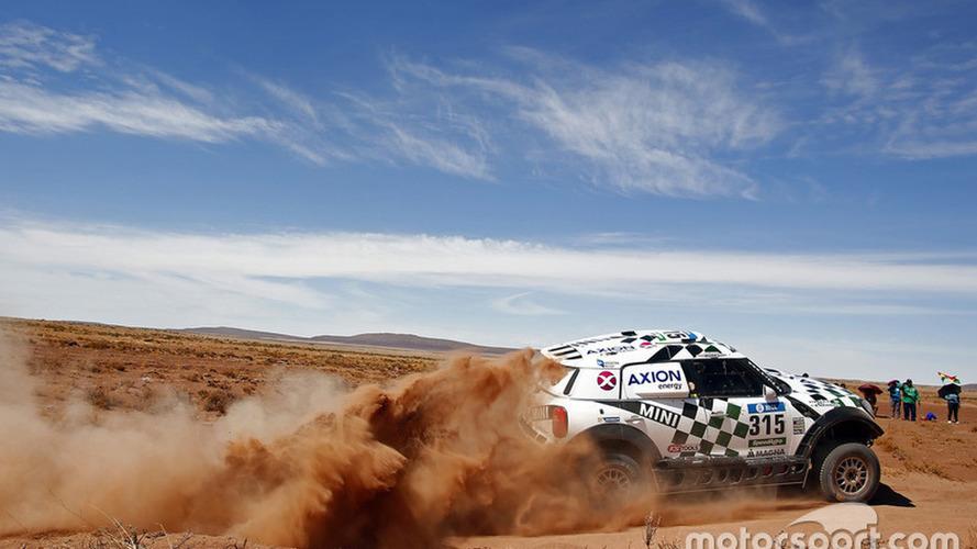 Dakar Cars, Stage 12: Hirvonen takes maiden stage win