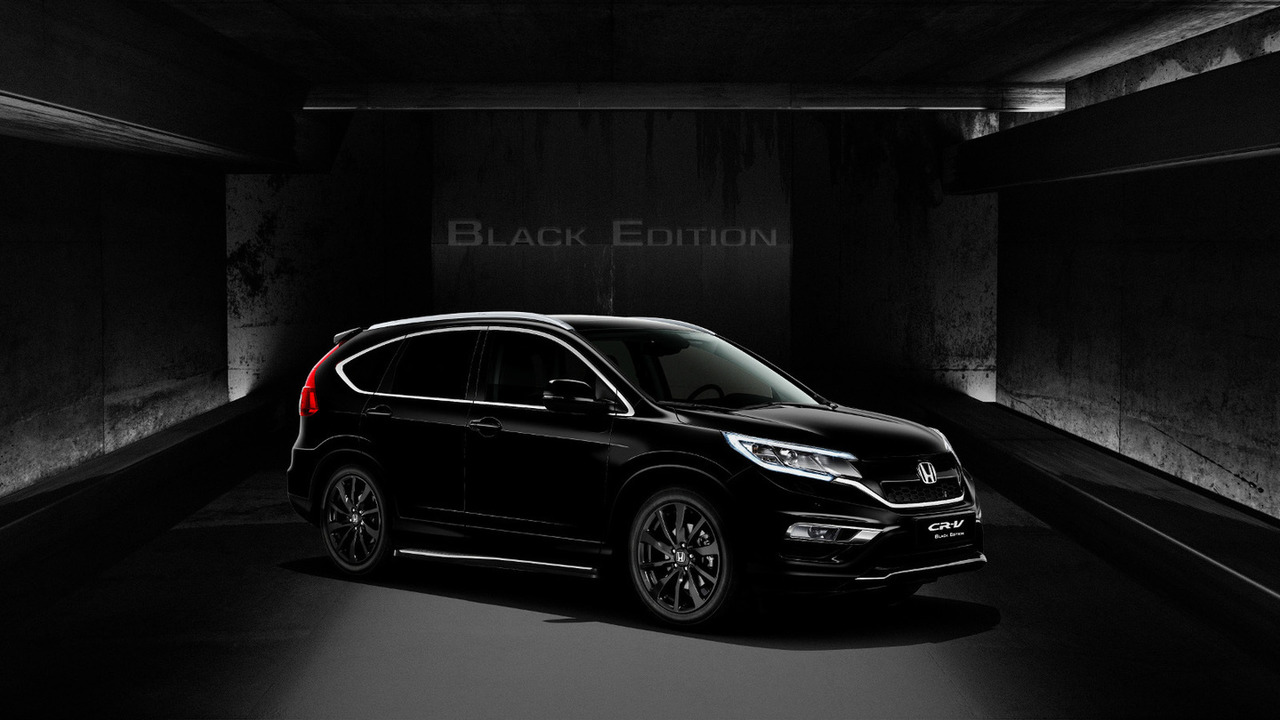 Honda CR-V Black Edition