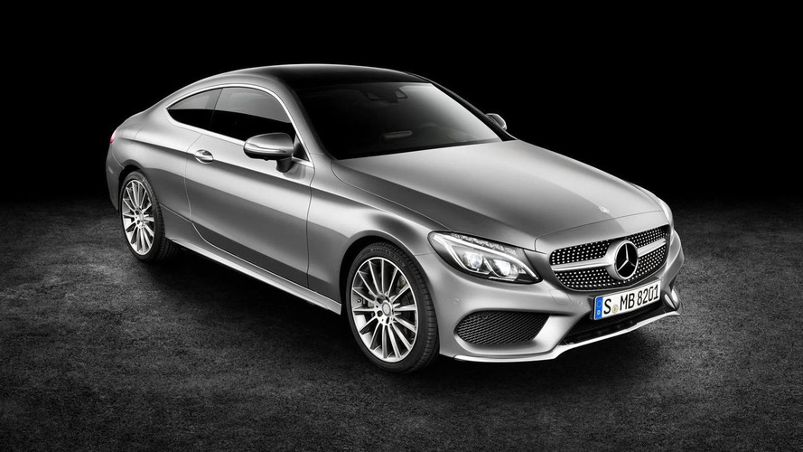 Mercedes C-Class Coupe goes up for order in Germany