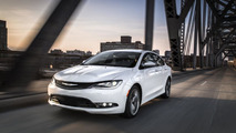 2016 Chrysler lineup