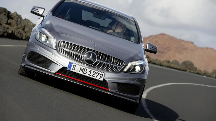 Mercedes-Benz has received almost 90,000 orders for new A-Class