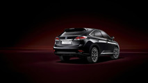 2013 Lexus RX 450h F Sport 06.3.2012
