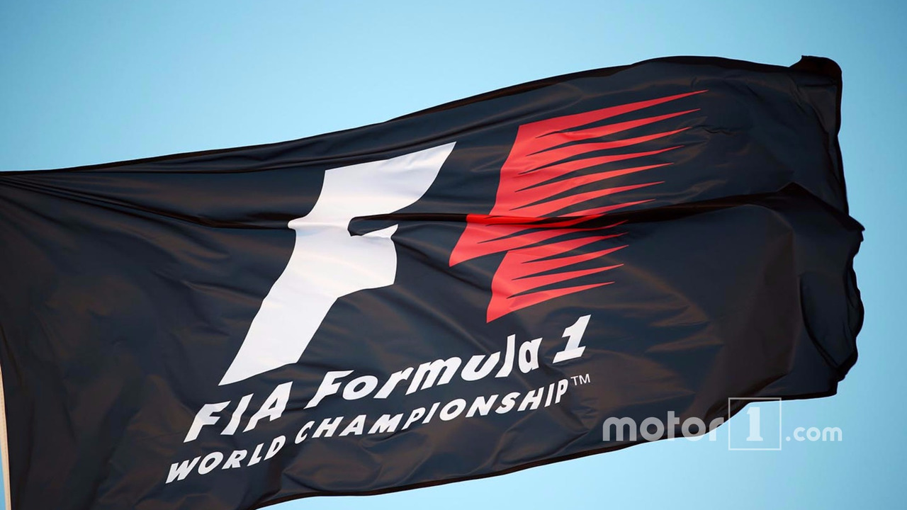 F1 flag