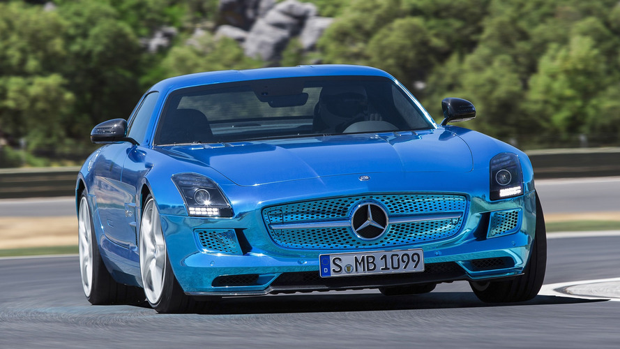 Mercedes-AMG Boss Admits The Future Is Electric
