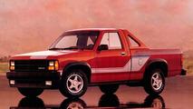 7. 1989 Dodge Shelby Dakota