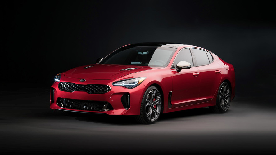 Cheapest 2018 Kia Stinger Will Cost $32,795