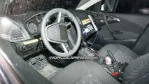 2010 Opel Astra interior spy photos