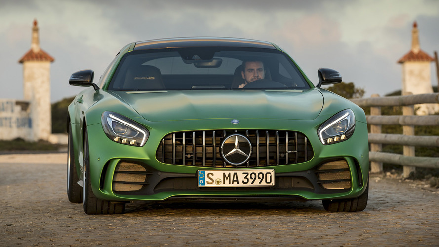 Mercedes-AMG GT Black Series Confirmed, But It's Not Coming Soon
