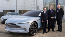Aston Martin Usine