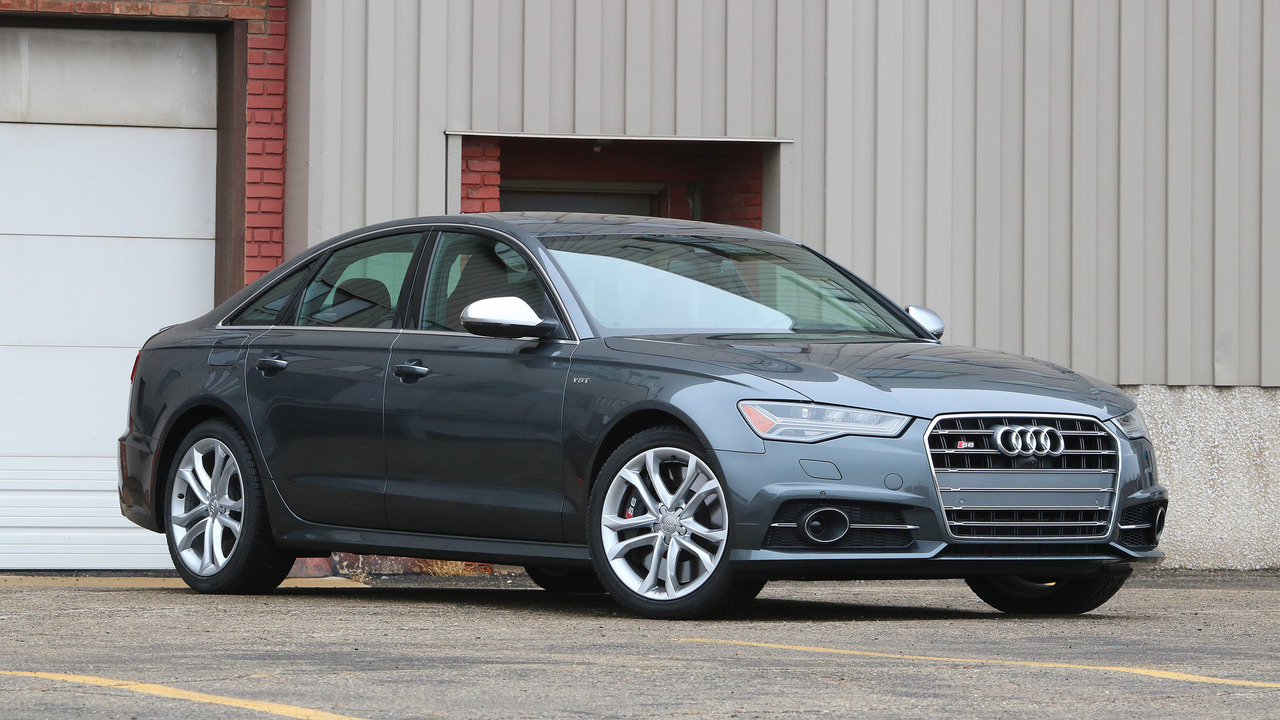 2017 Audi S6: Review