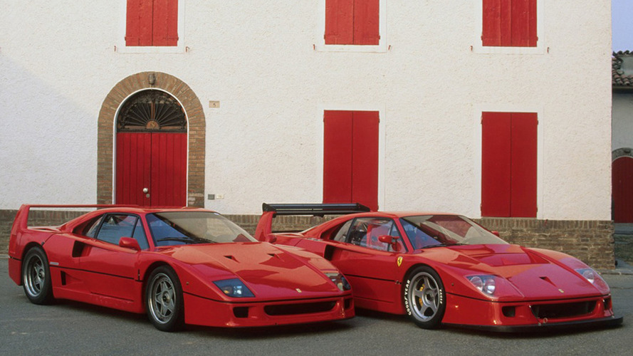 La Ferrari F40 fête ses 30 ans !