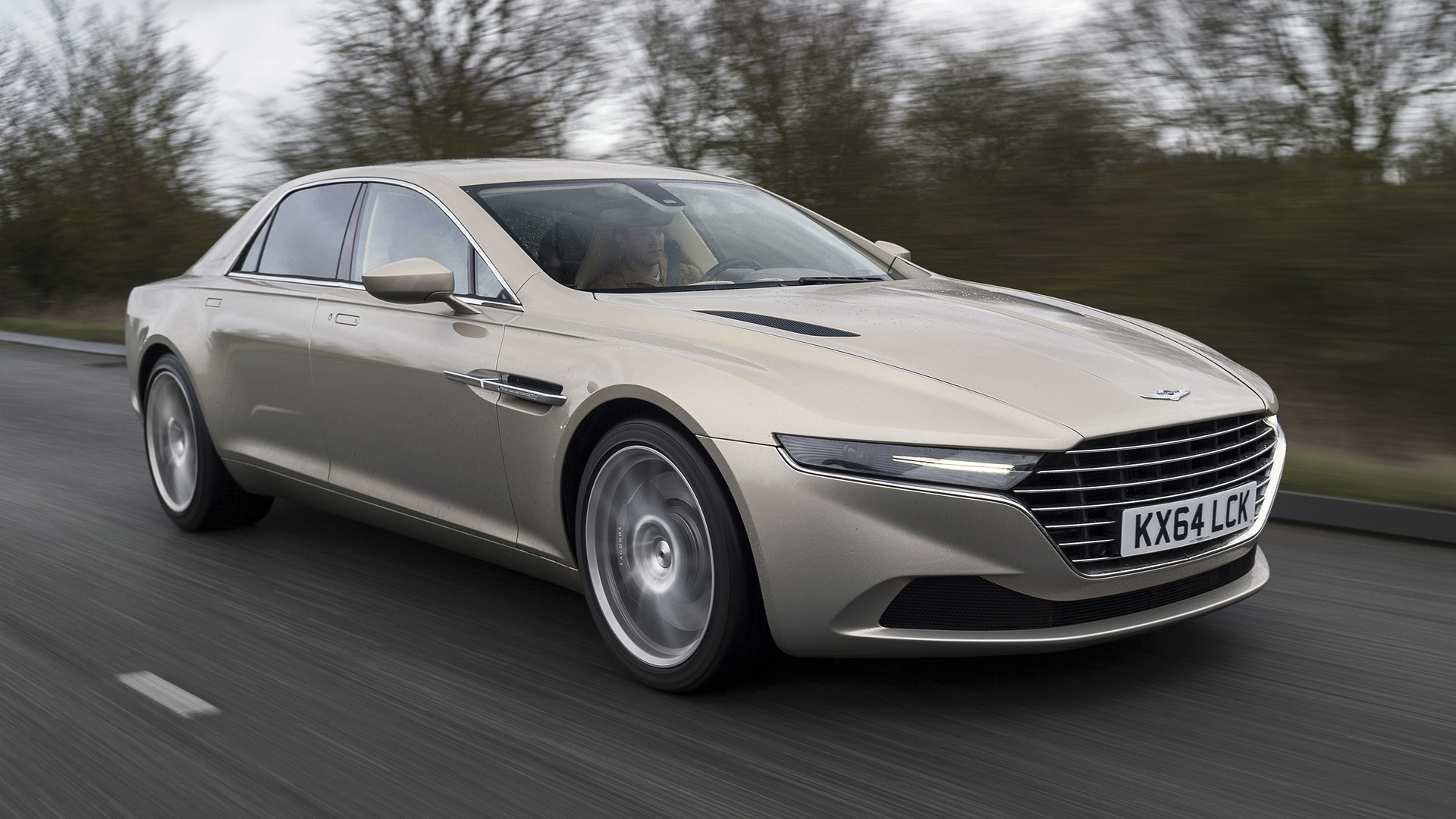 2016 Aston Martin Lagonda Taraf First Drive: The Merely