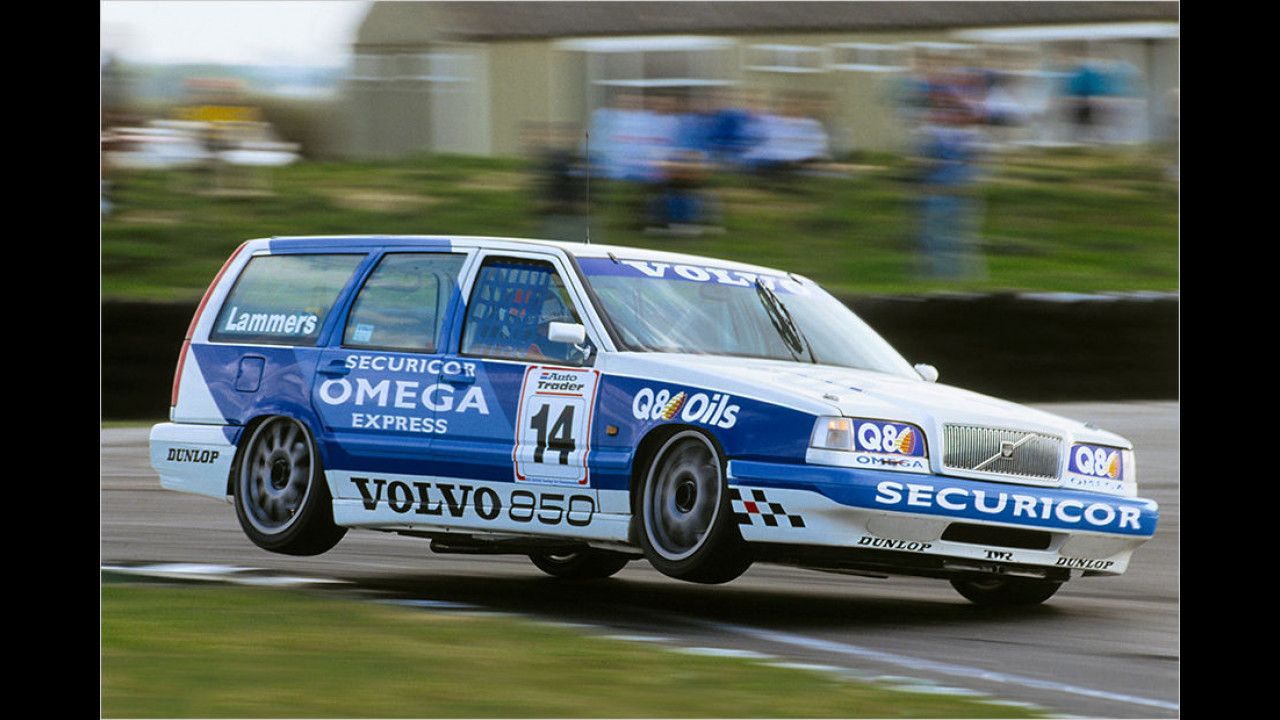 Volvo 850: Der Renn-Kombi