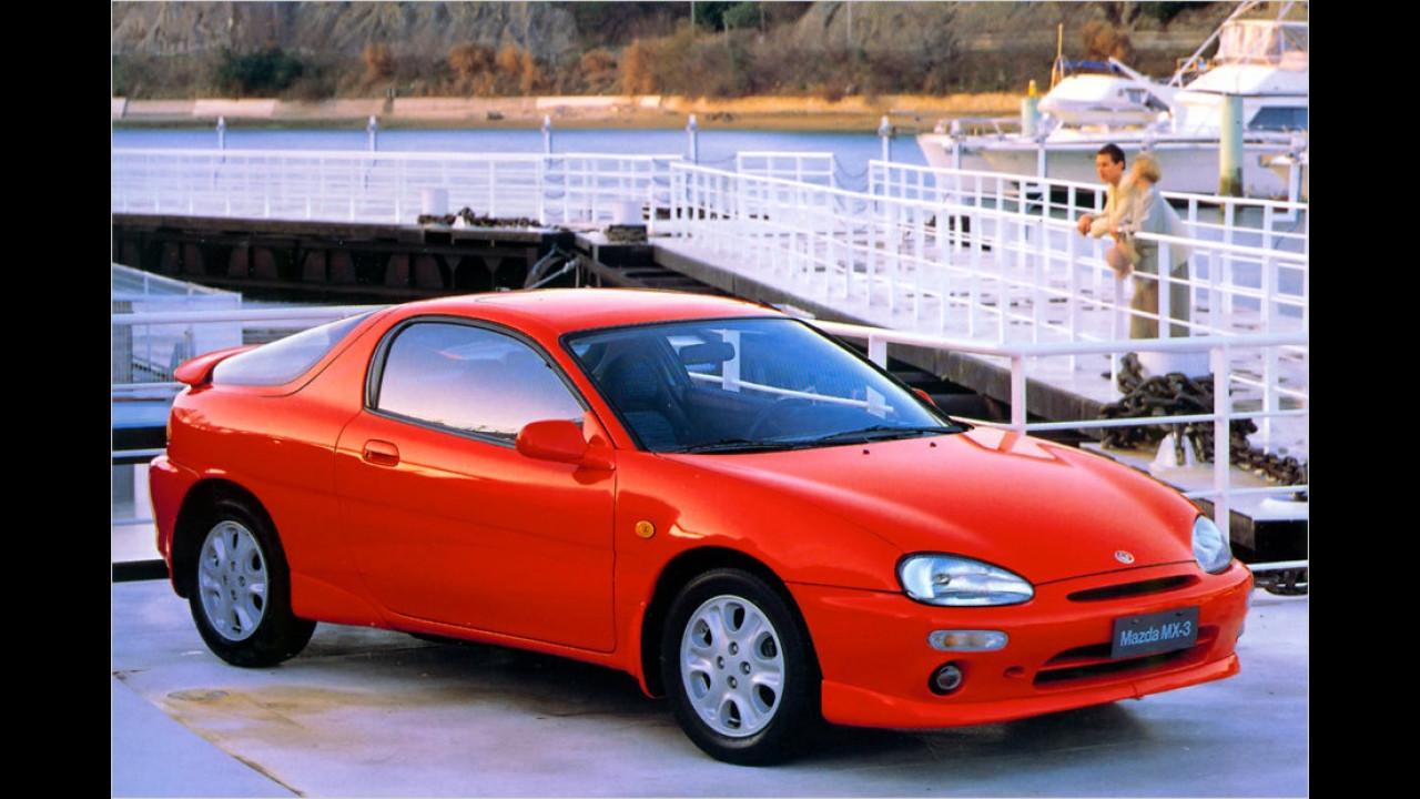 Mazda MX-3 1.8 V6 (1991)
