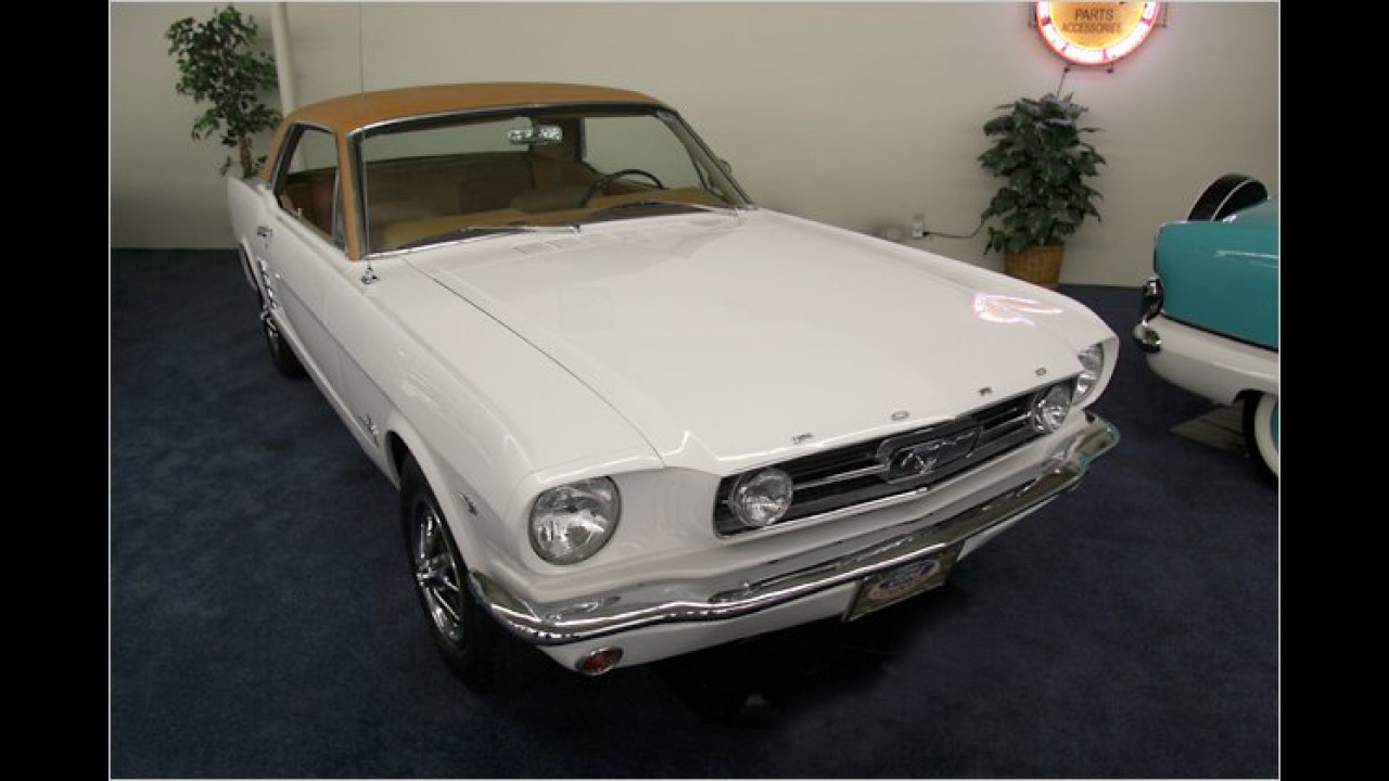 1966 Ford Mustang Coupé