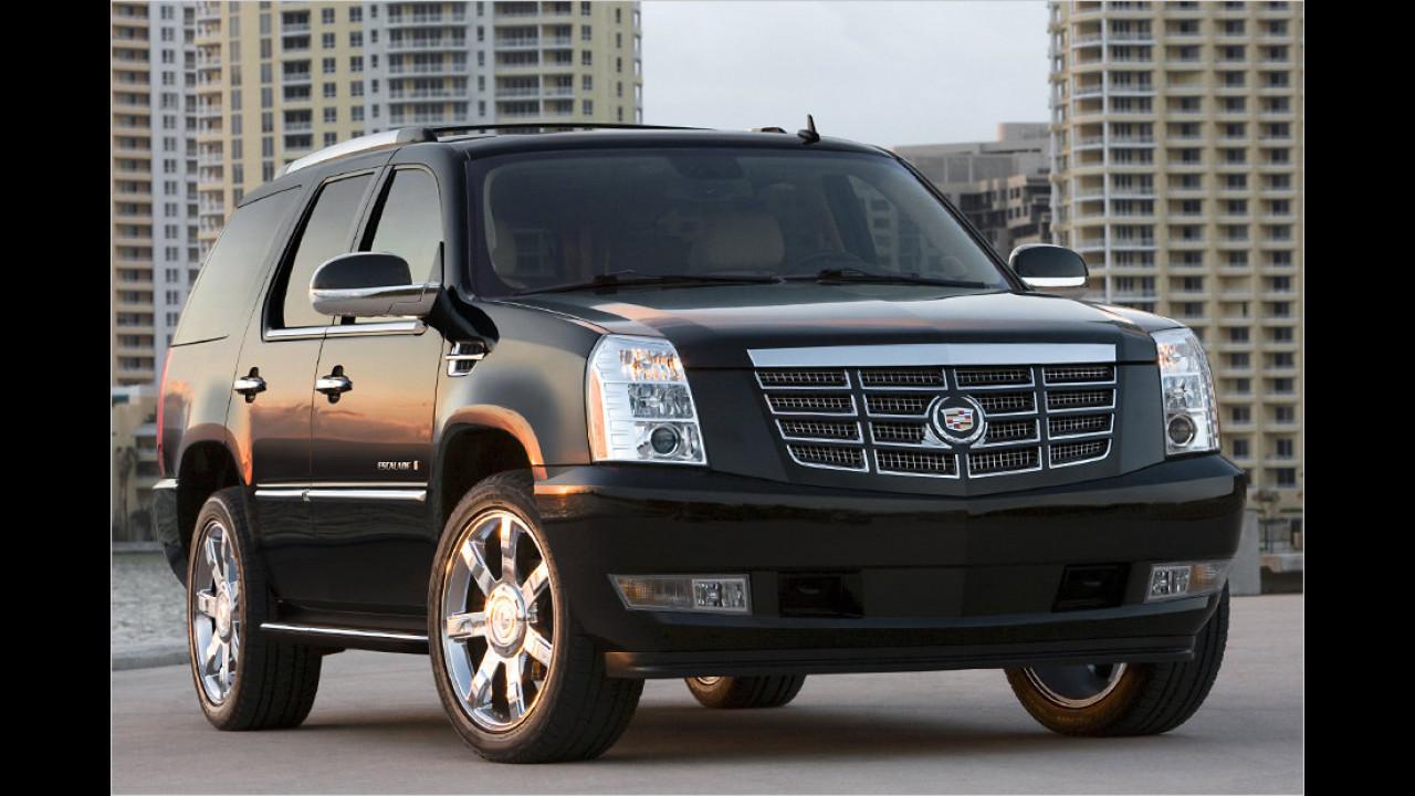 Cadillac Escalade (2007 bis 2014): Ab 14.900 Euro