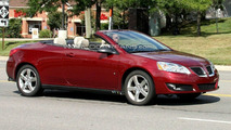 2010 Pontiac G6 Convertible Facelift