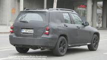 SPY PHOTOS: Mercedes GL Bluetec and GLK