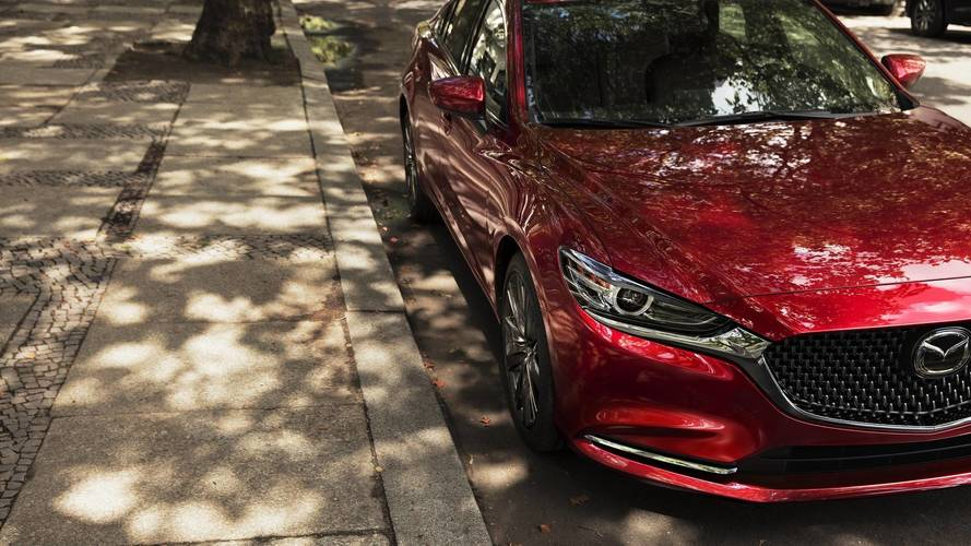 New Mazda6 Previewed Ahead Of Los Angeles Debut