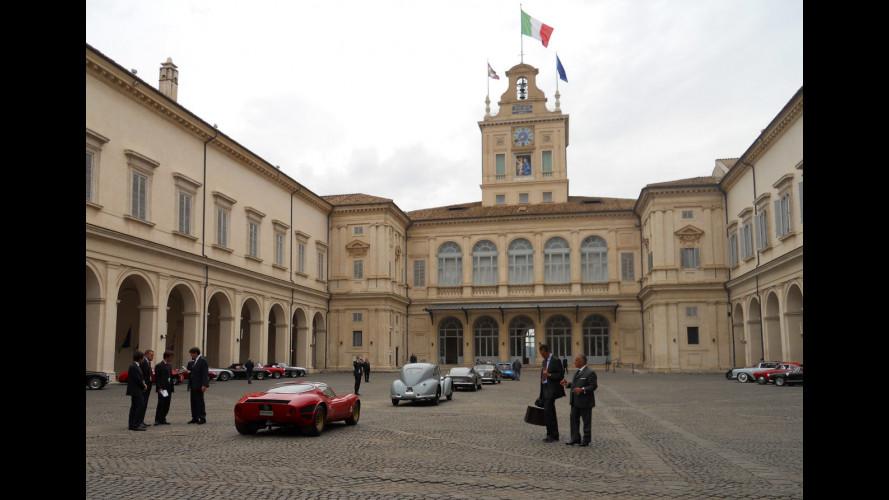 Antares: la stazione di ricarica Pininfarina per l'auto elettrica