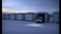Volvo S80 winter testing