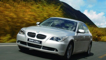 BMW 5 Series LWB for China