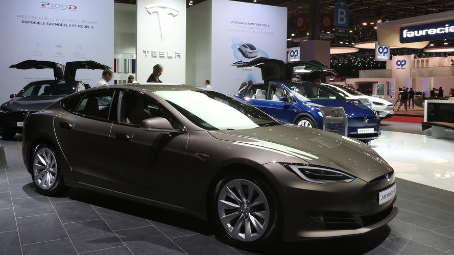 Tesla annonce des chiffres record au troisième trimestre