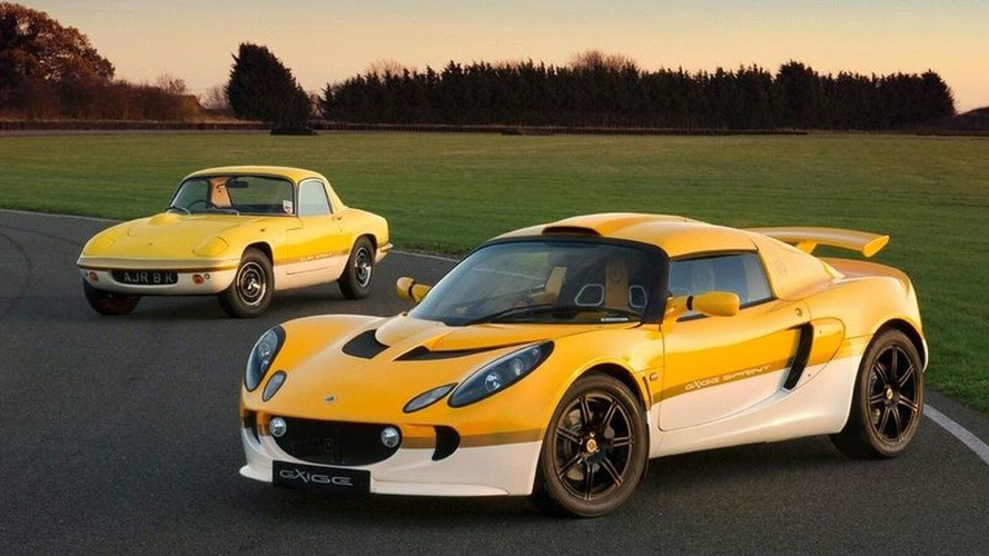 Lotus Celebrates 60 Years in 2008