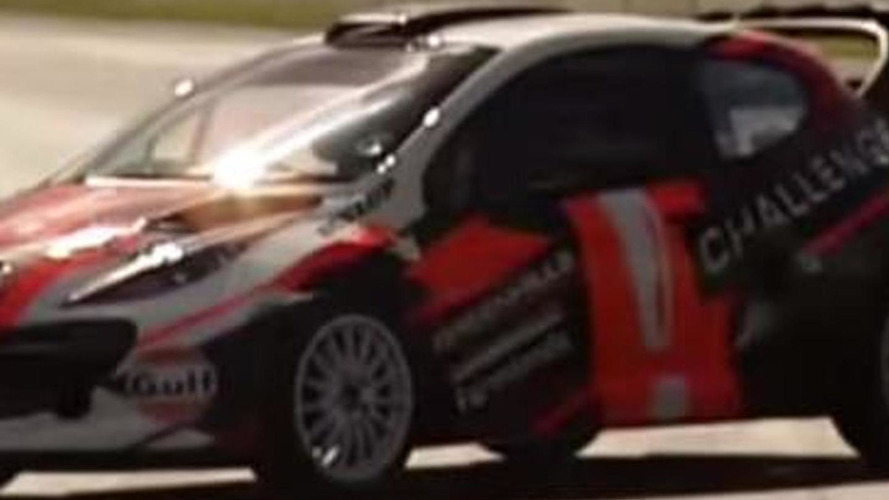 21-year-old builds rally car in family's barn [video]