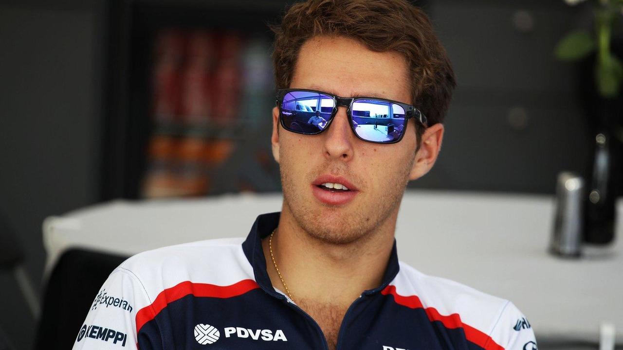 Daniel Juncadella 18.07.2013 Formula One Young Drivers Test, Silverstone, England