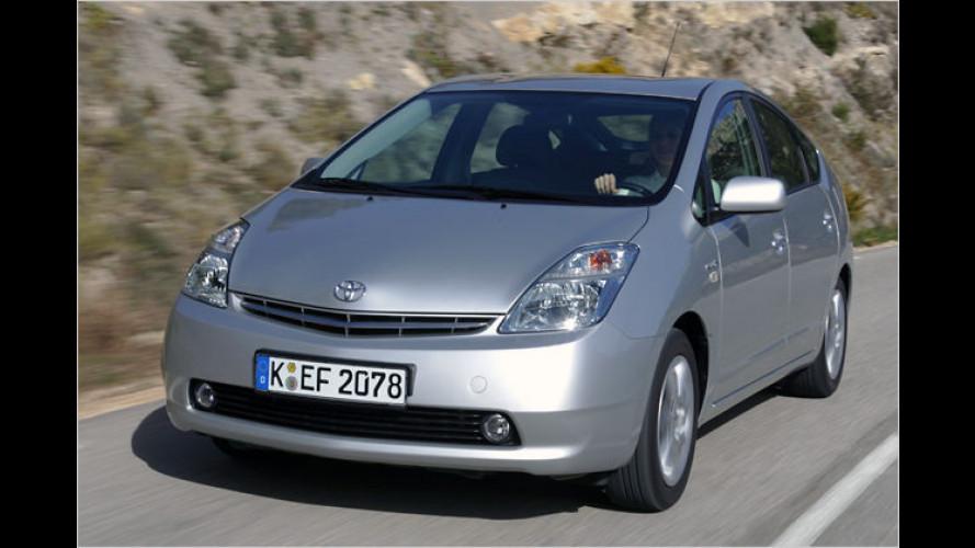 Toyota: Mit verschiedenen Batteriesystemen in die Zukunft