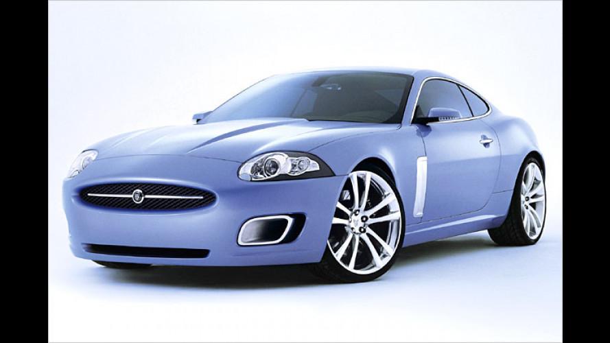 Nimm's leicht: Jaguar Advanced Lightweight Concept