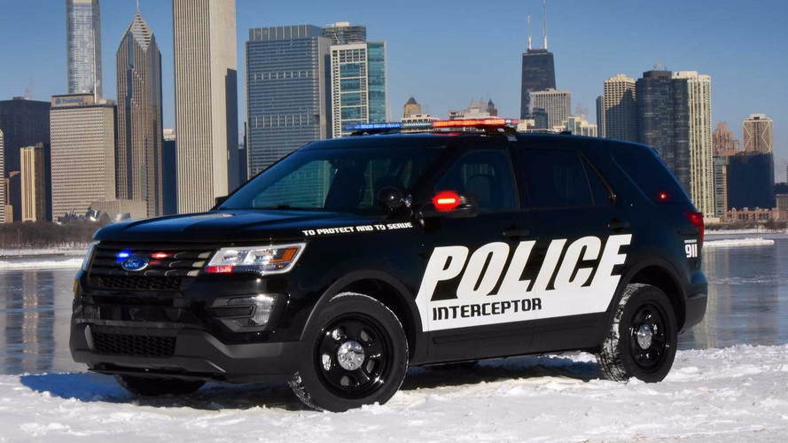 Ford To Fix Carbon Monoxide Problems On Explorer Police Vehicles