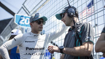 Jaguar Panasonic Racing At Formula E in NYC