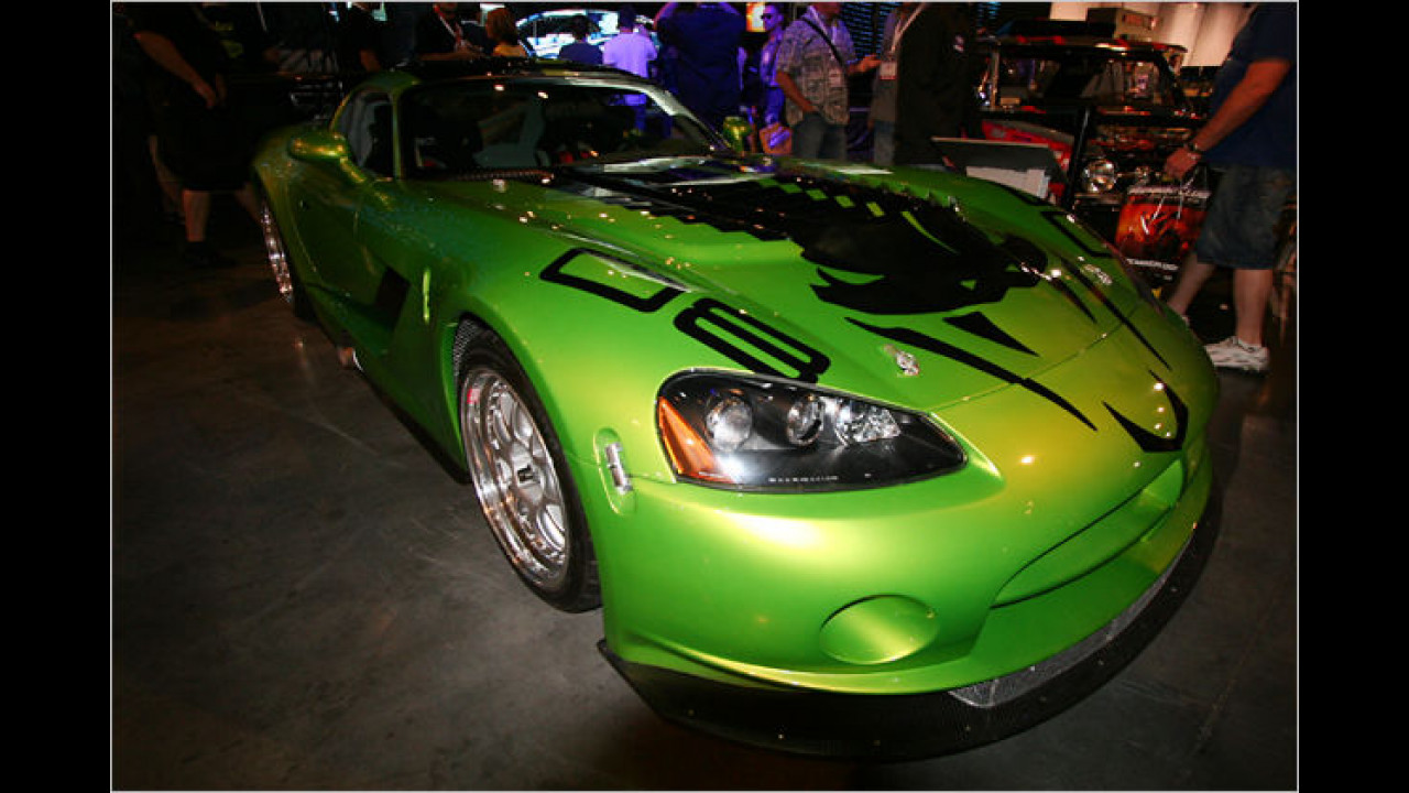 Dodge Viper Competition Coupe GT3